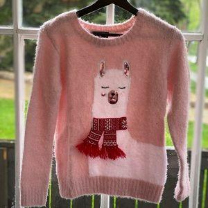 Lama Knit Sweater